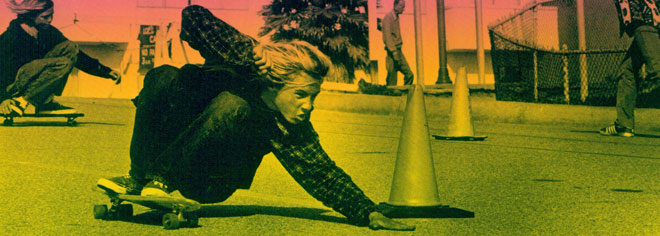 Dogtown and Z Boys poster (detail)